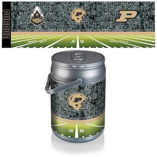 690-00-000-515-0: Purdue Boilermakers - Can Cooler (Football Design)