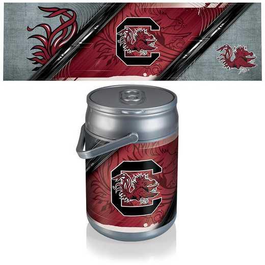690-00-000-524-0: South Carolina Gamecocks - Can Cooler