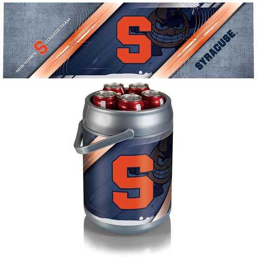 690-00-000-544-0: Syracuse Orange Aggressive Otto - Can Cooler
