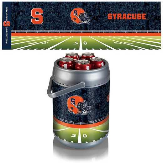 690-00-000-545-0: Syracuse Orange Aggressive Otto - Can Cooler (Football Design)