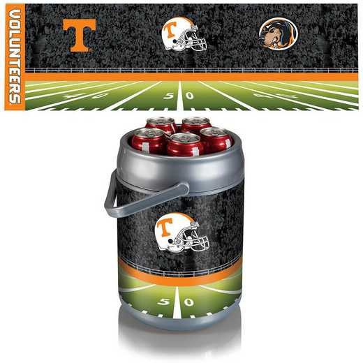 690-00-000-555-0: Tennessee Volunteers - Can Cooler (Football Design)