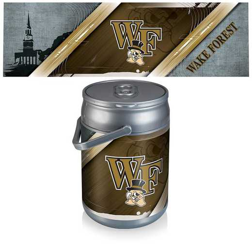 690-00-000-614-0: Wake Forest Demon Deacons - Can Cooler