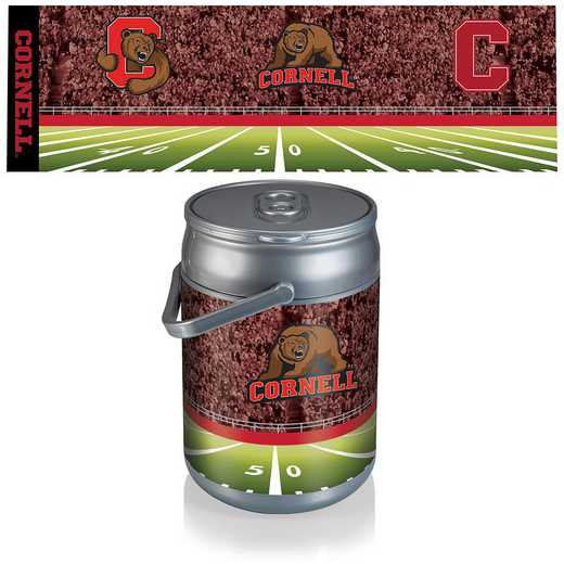 690-00-000-685-0: Cornell Big Red - Can Cooler (Football Design)