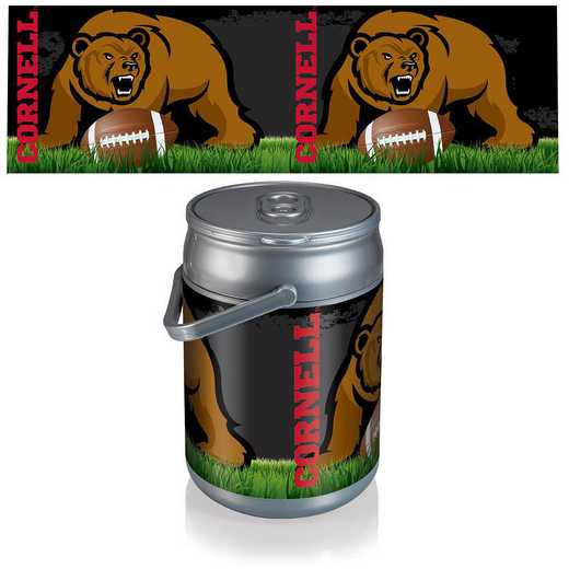 690-00-000-686-0: Cornell Big Red - Can Cooler ('Big Red Bear' Design)
