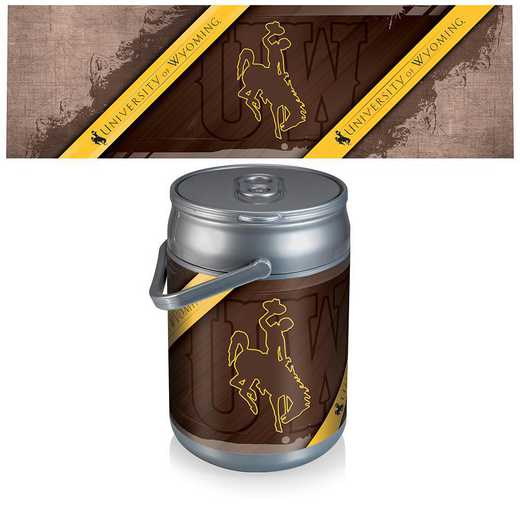 690-00-000-694-0: Wyoming Cowboys - Can Cooler