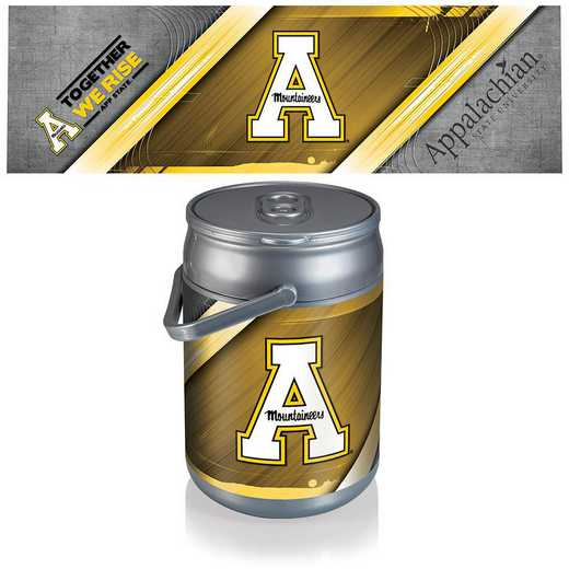 690-00-000-794-0: App State Mountaineers - Can Cooler