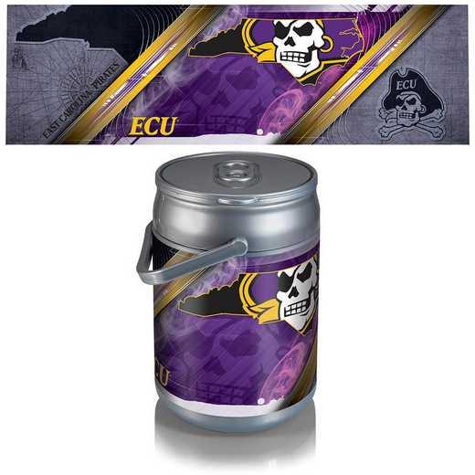 690-00-000-874-0: East Carolina Pirates - Can Cooler