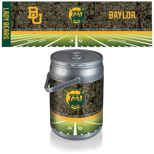 690-00-000-925-0: Baylor Bears - Can Cooler (Football Design)
