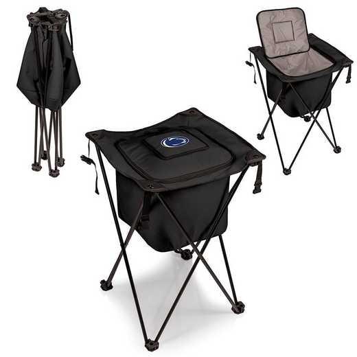 779-00-179-494-0: Penn State Nittany Lions - Sidekick Portable Standing Cooler (Black)