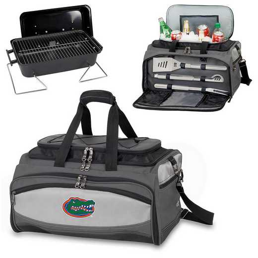 750-00-175-164-0: Florida Gators - Buccaneer Portable BBQ and Cooler Tote