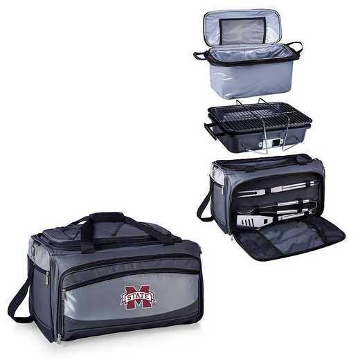 750-00-175-384-0: Mississippi St Bulldogs Buccaneer Portable BBQ/Cooler Tote