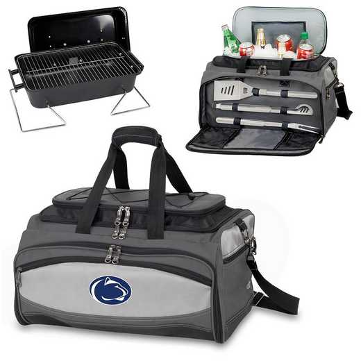 750-00-175-494-0: Penn State Nittany LionsBuccaneer Portable BBQ /CoolerTote