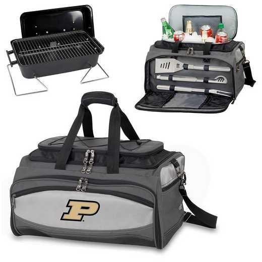 750-00-175-514-0: Purdue BoilermakersBuccaneer Portable BBQ /CoolerTote