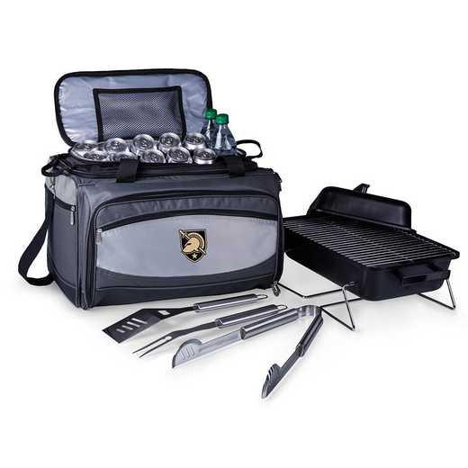 750-00-175-764-0: West Point Black KnightsBuccaneer Portable BBQ /CoolerTote