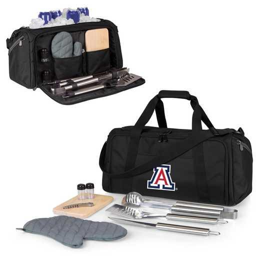 757-06-175-014-0: Arizona Wildcats - BBQ Kit Cooler