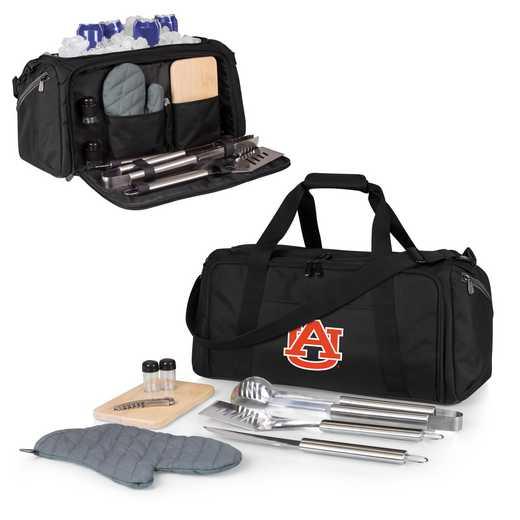 757-06-175-044-0: Auburn Tigers - BBQ Kit Cooler