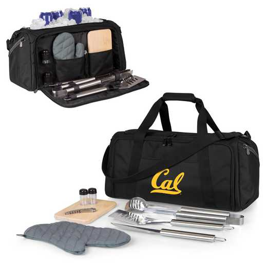 757-06-175-074-0: Cal Bears - BBQ Kit Cooler