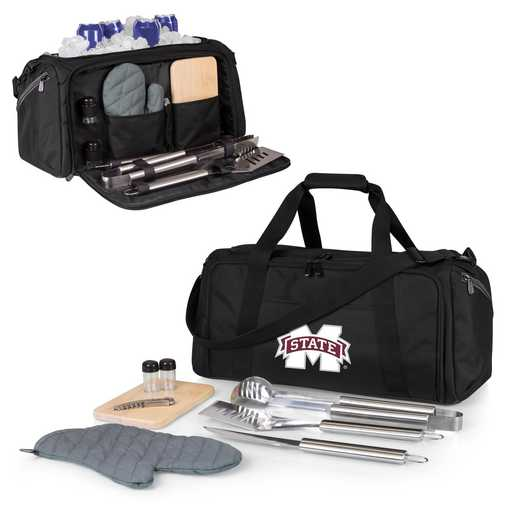 757-06-175-384-0: Mississippi State Bulldogs - BBQ Kit Cooler