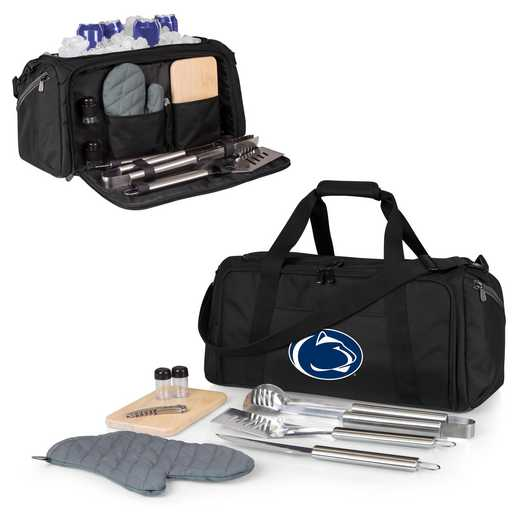 757-06-175-494-0: Penn State Nittany Lions - BBQ Kit Cooler