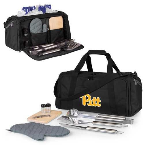 757-06-175-504-0: Pittsburgh Panthers - BBQ Kit Cooler