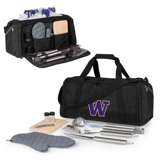 757-06-175-624-0: Washington Huskies - BBQ Kit Cooler