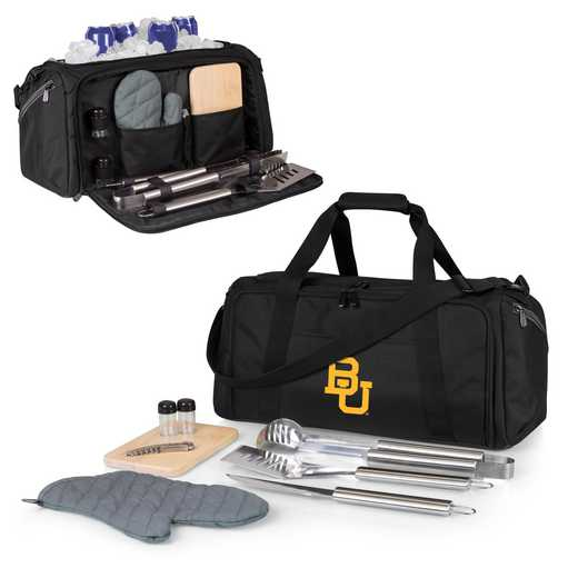 757-06-175-924-0: Baylor Bears - BBQ Kit Cooler