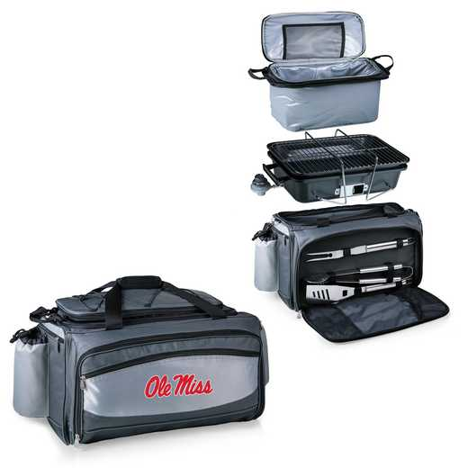 770-00-175-374-0: Ole Miss Rebels - Vulcan Portable BBQ / Cooler Tote