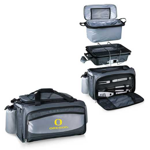 770-00-175-474-0: Oregon Ducks - Vulcan Portable BBQ / Cooler Tote