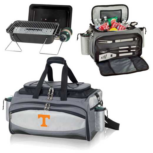 770-00-175-554-0: Tennessee Volunteers - Vulcan Portable BBQ / Cooler Tote