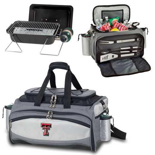 770-00-175-574-0: Texas Tech Red Raiders - Vulcan Portable BBQ / Cooler Tote