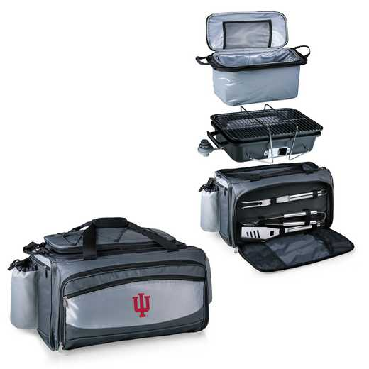 770-00-175-674-0: Indiana Hoosiers - Vulcan Portable BBQ / Cooler Tote