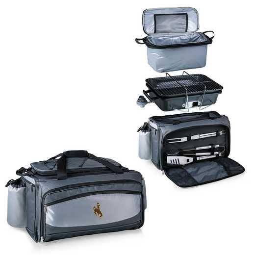 770-00-175-694-0: Wyoming Cowboys - Vulcan Portable BBQ / Cooler Tote