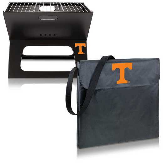 775-00-175-554-0: Tennessee Volunteers - X-Grill Portable BBQ