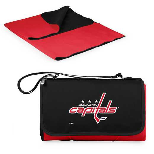 820-00-100-294-10: Washington Capitals - 'Blnkt Tote' (Red)