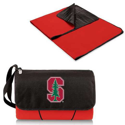 820-00-100-534-0: Stanford Cardinal - Blanket Tote (Red)