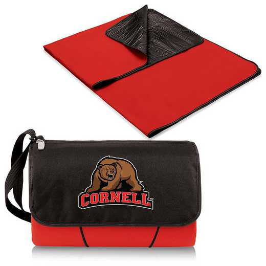 820-00-100-684-0: Cornell Big Red - Blanket Tote (Red)