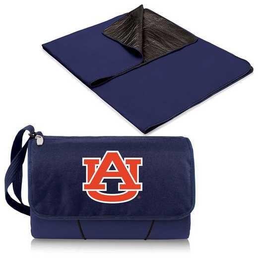 820-00-138-044-0: Auburn Tigers - Blanket Tote (Navy)