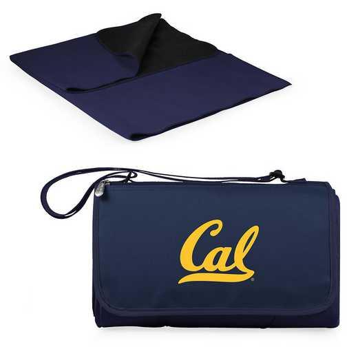 820-00-138-074-0: Cal Bears - Blanket Tote (Navy)