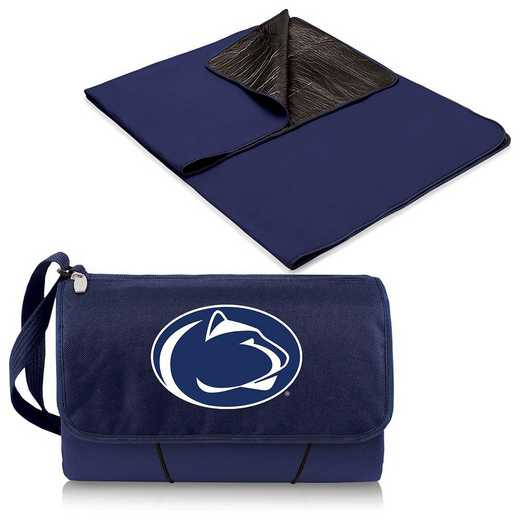 820-00-138-494-0: Penn State Nittany Lions - Blanket Tote (Navy)