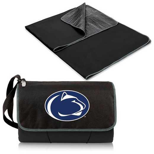 820-00-175-494-0: Penn State Nittany Lions - Blanket Tote (Black)