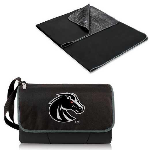 820-00-175-704-0: Boise State Broncos - Blanket Tote (Black)