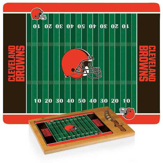 910-00-505-084-2: Cleveland Browns-Icon CB/Tray/Knife ST (FB Design)