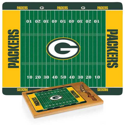 910-00-505-124-2: Green Bay Packers-Icon CB/Tray/Knife ST (FB Design)
