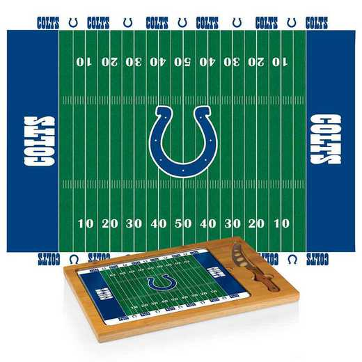 910-00-505-144-2: Indianapolis Colts-Icon CB/Tray/Knife ST (FB Design)