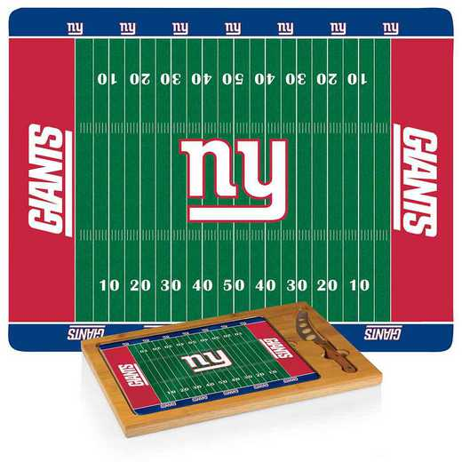 910-00-505-214-2: New York Giants-Icon CB/Tray/Knife ST (FB Design)