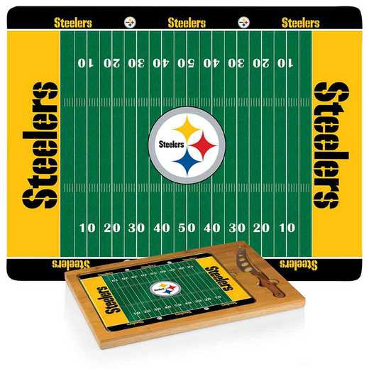 910-00-505-254-2: Pittsburgh Steelers-Icon CB/Tray/Knife ST (FB Design)