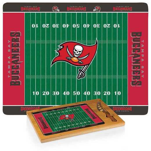 910-00-505-304-2: Tampa Bay Buccaneers-Icon CB/Tray/Knife ST (FB Design)