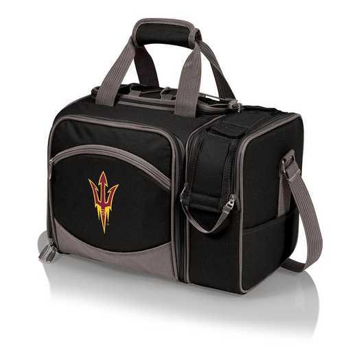 508-23-175-024-0: Arizona State Sun Devils - Malibu Picnic Tote (Black)
