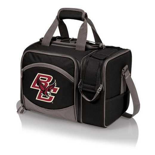 508-23-175-054-0: Boston College Eagles - Malibu Picnic Tote (Black)
