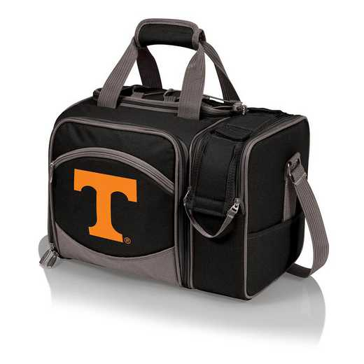 508-23-175-554-0: Tennessee Volunteers - Malibu Picnic Tote (Black)